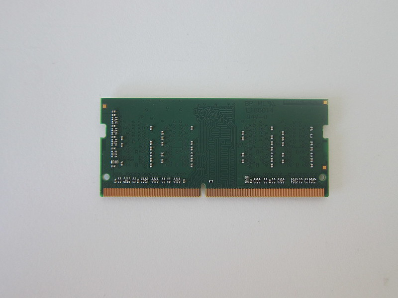 Synology RAM D4NESO-2666-4G - Back