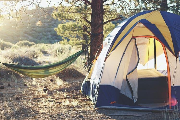 Tent Holiday