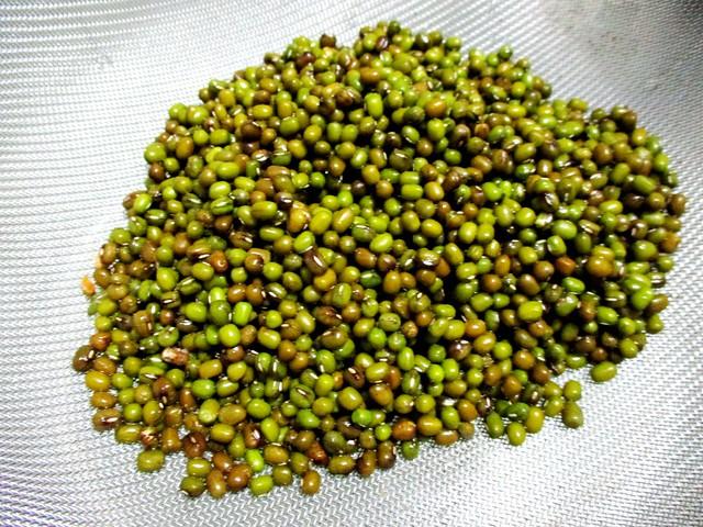 Green/mung beans