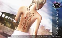 Khaterina tattoo