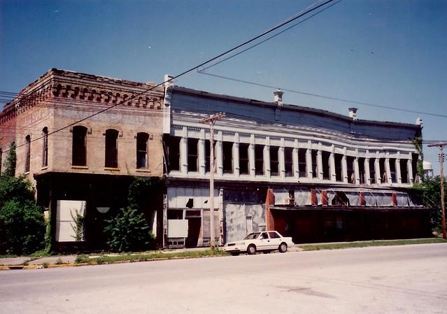 Cairo, Illinois, June 1990