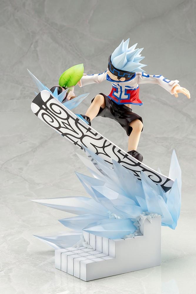 與大地精靈共舞的北國少年! 壽屋 ARTFX J 系列《通靈童子》轟隆轟隆(ホロホロ)1/8 比例模型