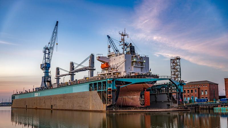 Dock V