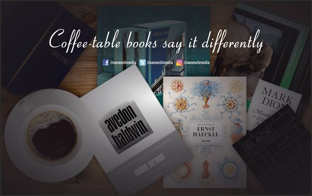 Coffee Table Books Say It Differently A Coffee Table Book Flickr