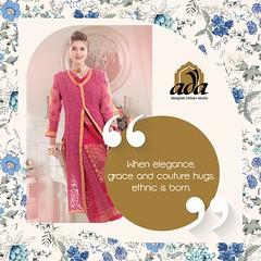 Ada hand embroidered chikankari suits and kurtis