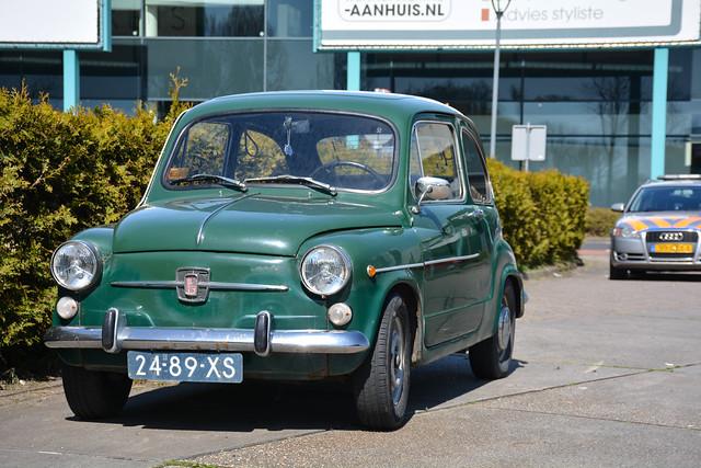 Fiat 600L (Costruzione Seat)