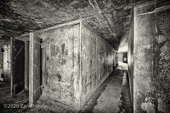 Battery 248 - Looking Back to Main Entrance