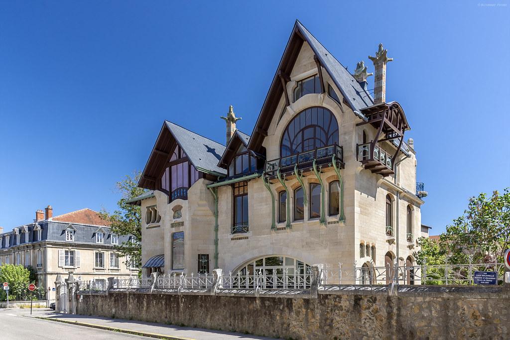 La place de l'Ecole de Nancy dans l'Art Nouveau européen