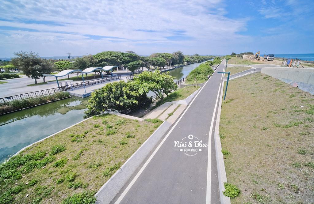 新竹17公里景點 港南運河公園  南寮24