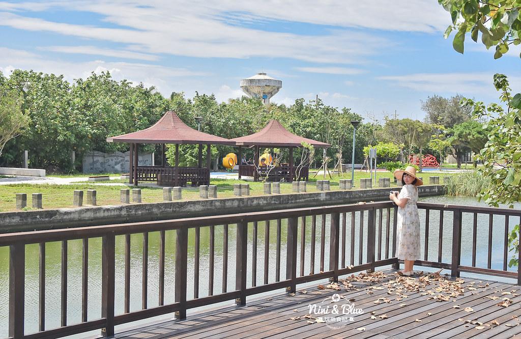 新竹17公里景點 港南運河公園  南寮14