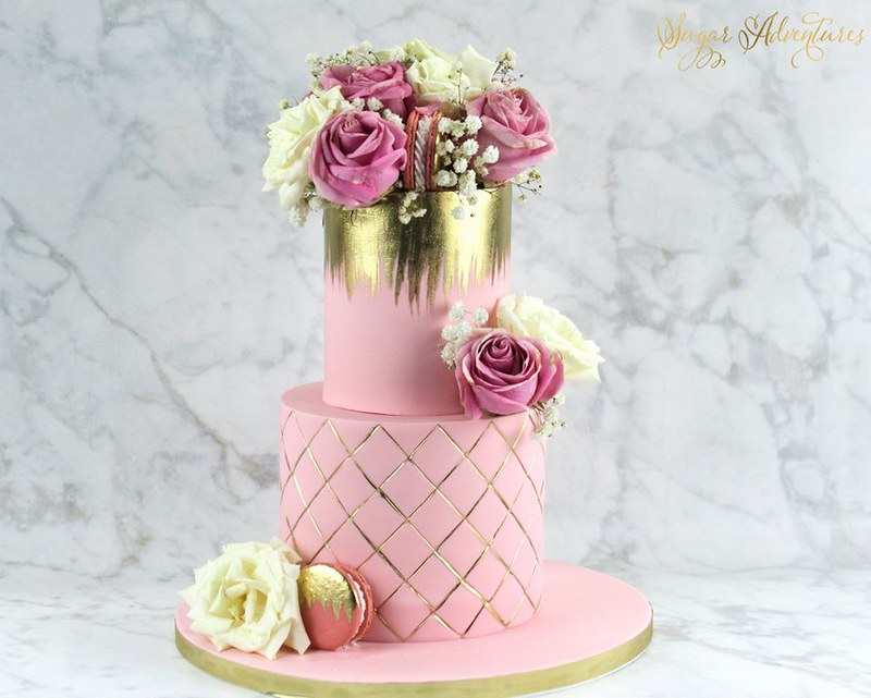 Cake by Sugar Adventures