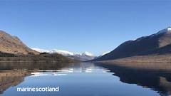 Zoom background - Loch Etive