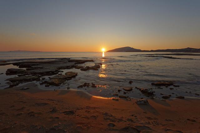 sunset farewell