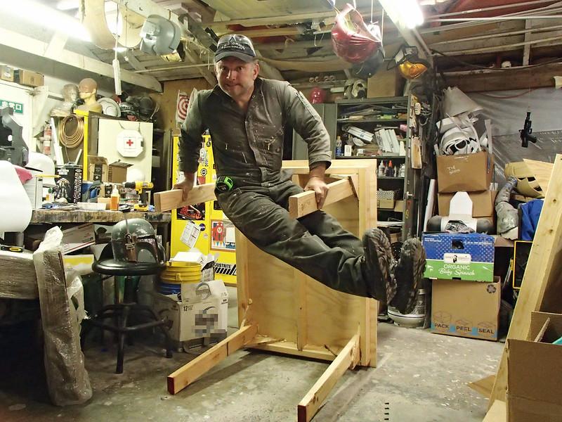 Strength Testing Legs
