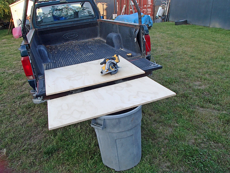 Stable Table-Making Workspace