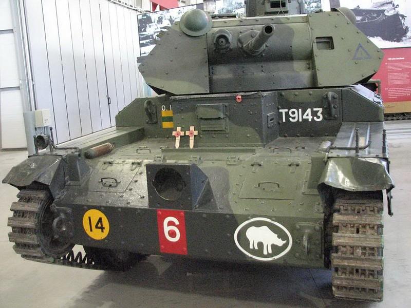 Cruiser  Mk.III 1