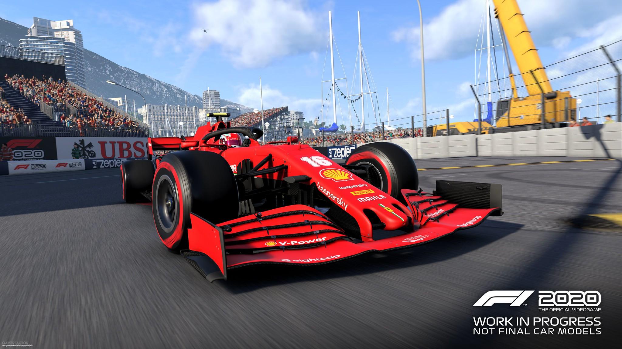 F1 2020 Circuit de Monaco 4