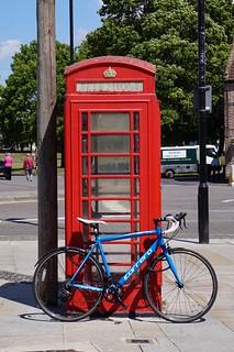 Telephone Box, Norton