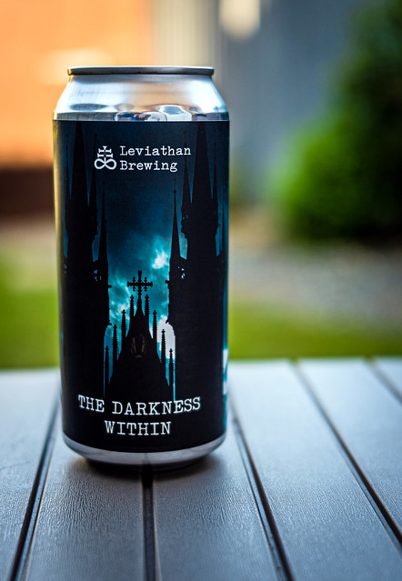 A Can of The Darkness Within ( Dark IPA - 6.2%) (Panasonic DC-S1 & Sigma DN 45mm f2.8 Prime) (1 of 1)