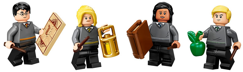 LEGO HP Minifigures Assc