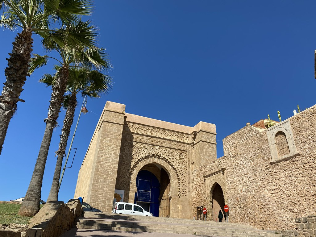 Kasbah Oudaias