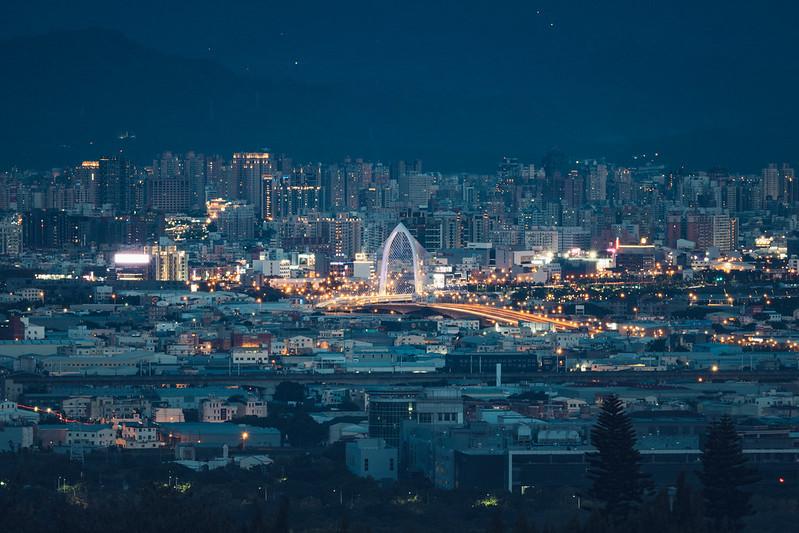 大肚山夜景 台中 Taichung