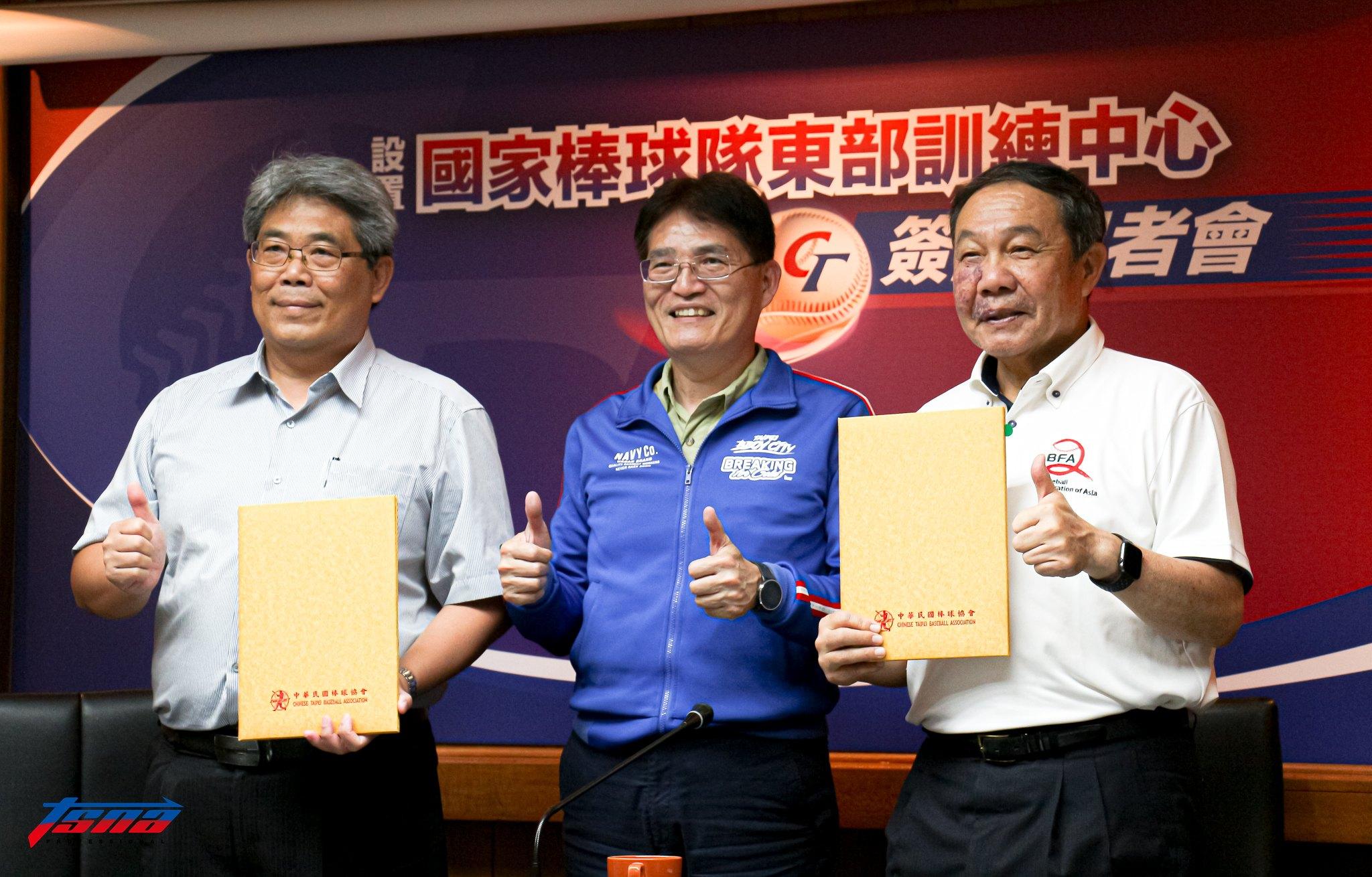 林鴻源(左)、高俊雄(中)、林華韋(右)。(實習記者杜芳玟/攝)