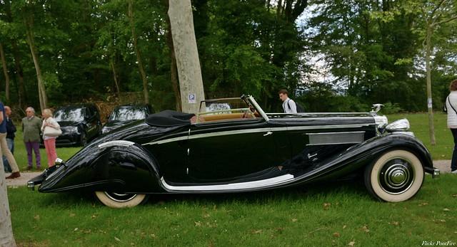 1935 Hispano Suiza K6 cabriolet Brandone