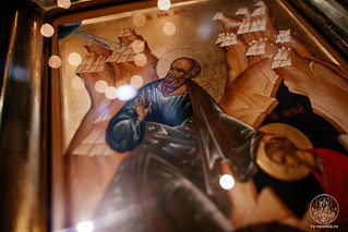 21.05.2020 | Литургия в Софийском соборе