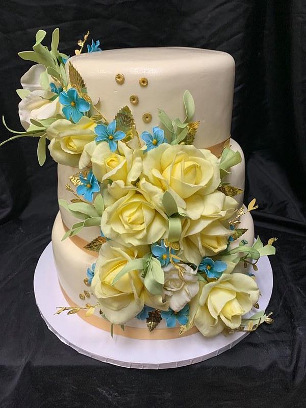 Cake by Park Bake Shop