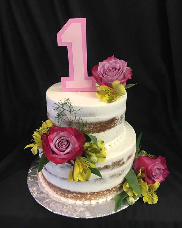 Cake by It Takes 2 Bakery