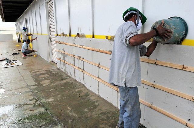 Escola Classe Agrovila recebe manutenção na infraestrutura