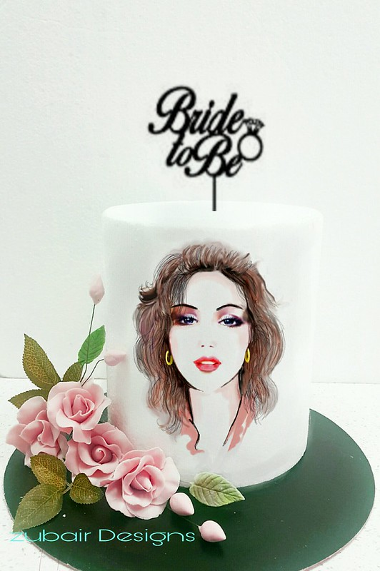 Cake by Zubair Zubair