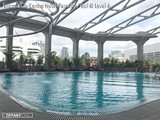 Furama City Centre Hotel Paradise Pool