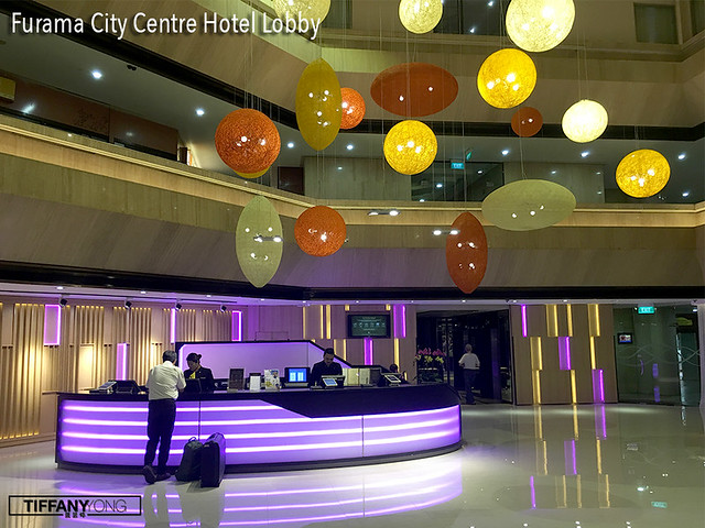 Furama City Centre Hotel Lobby