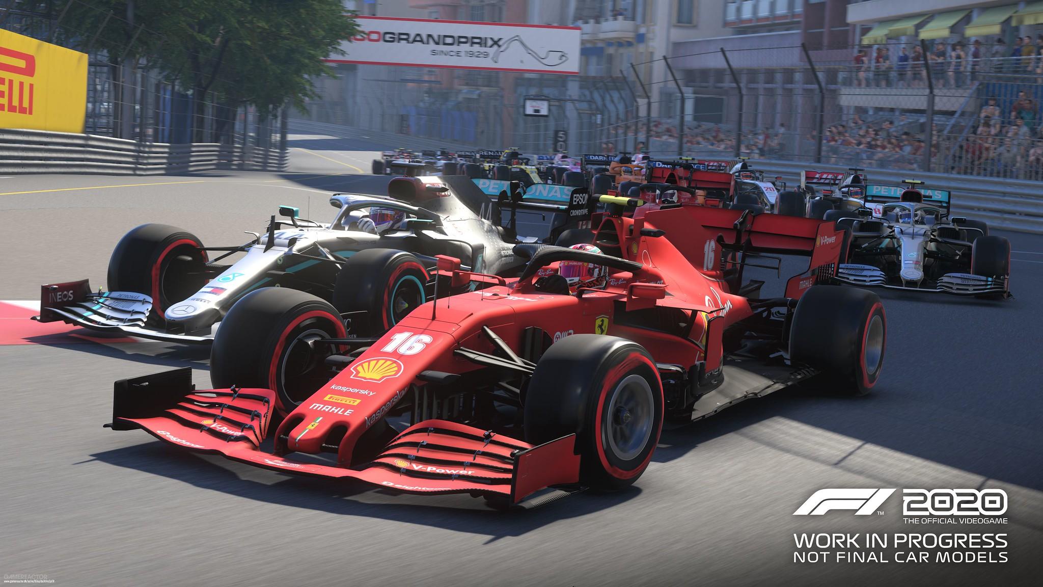 F1 2020 Circuit de Monaco 3