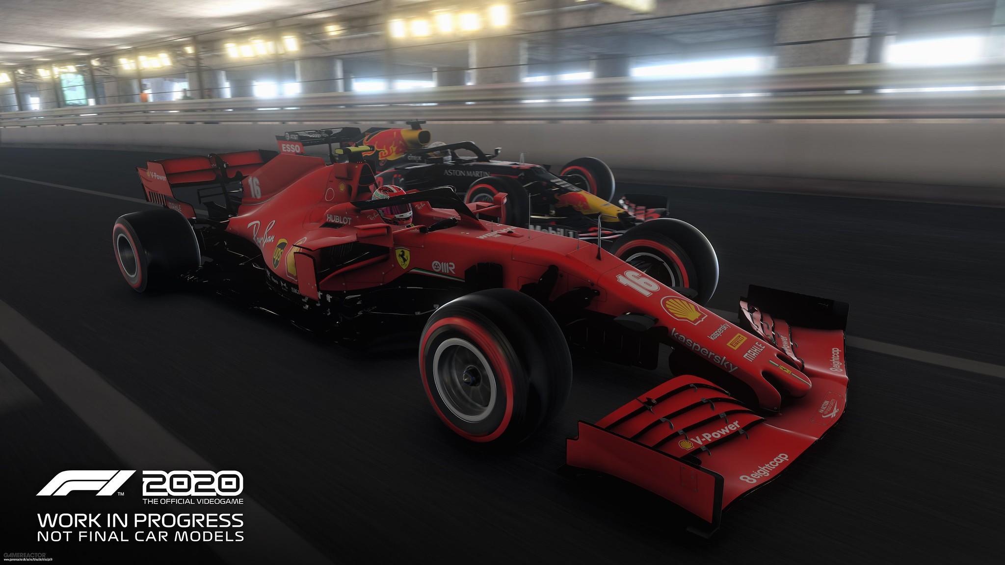 F1 2020 Circuit de Monaco 2