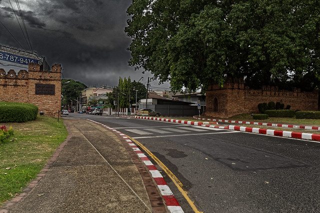 Old Chiang Mai Gates & Extras