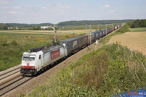 186 150 . Crossrail . E 40046 . Berneau . 17.05.20.