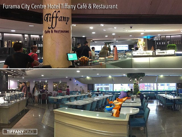 Tiffany cafe and restaurant