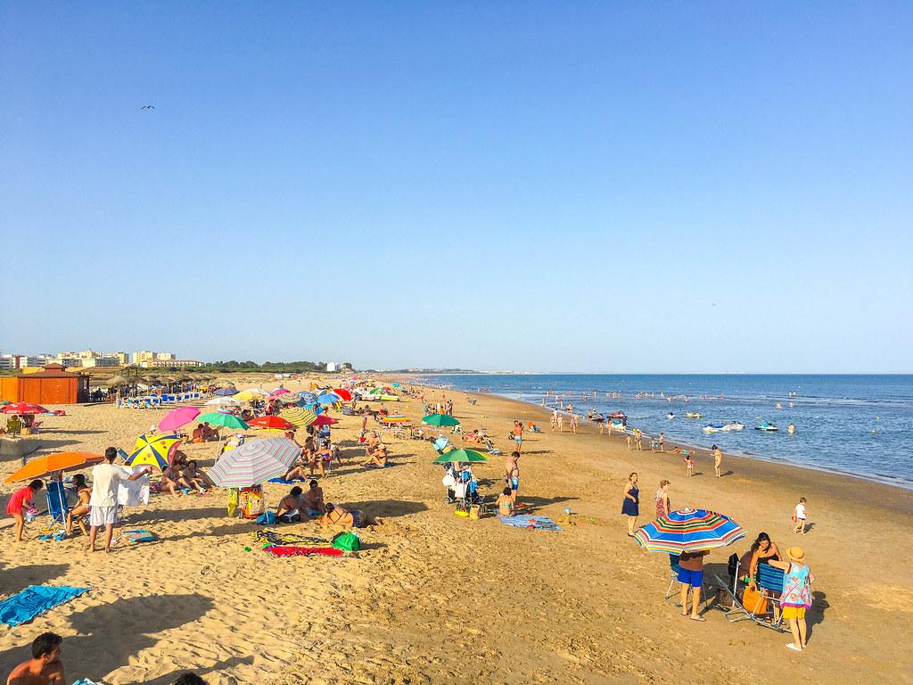 Las mejores playas de Isla Cristina