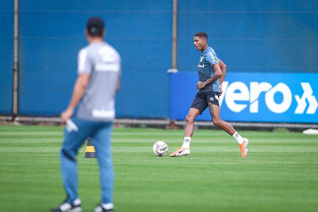 Treino Grêmio 21/05/2020