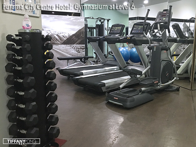 Furama City Centre Hotel Gymnasium