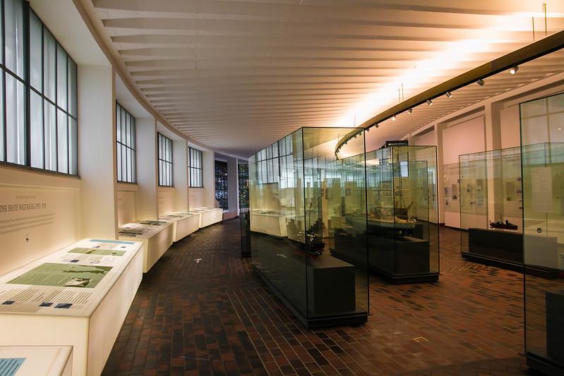 Museum im Marineehrenmal in Laboe