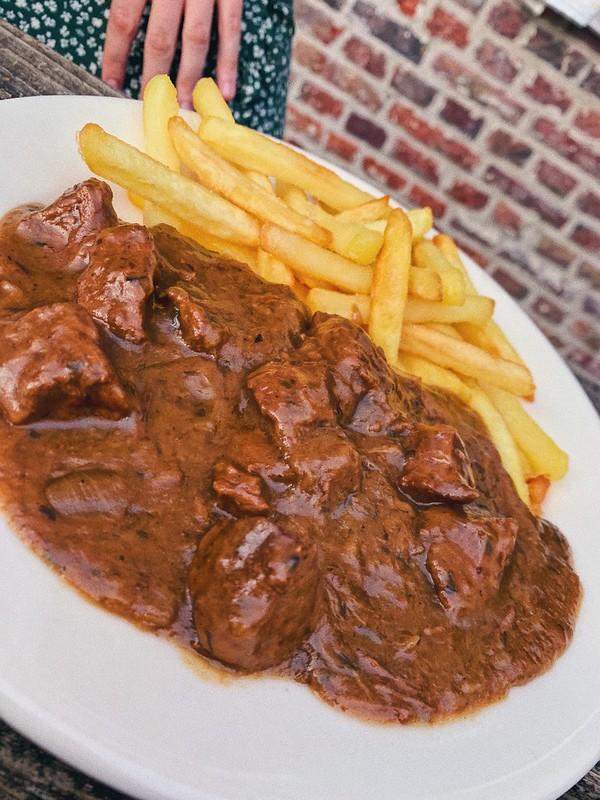 Stoofvlees (Gastronomía belga)