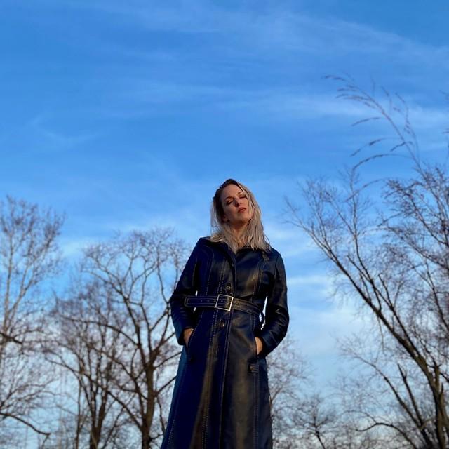 Lauren Calve Blue Sky