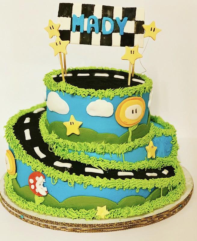 Cake by Alyssa Jensen