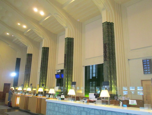 Booking Hall, Helsinki Central Railway Station