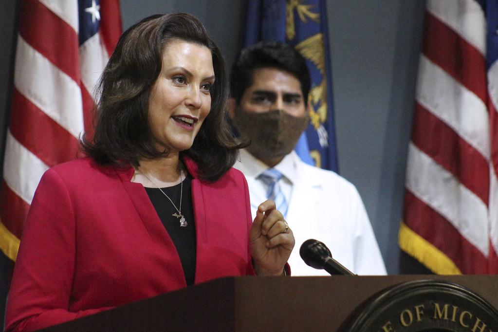 Governor Whitmer Announces Next Steps in Reopening the Economy