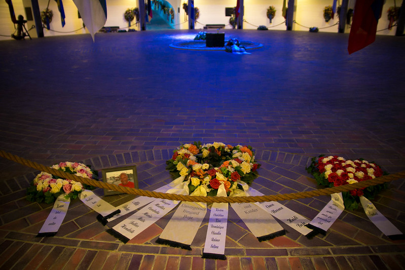 Gedenkhalle im Marineehrenmal in Laboe